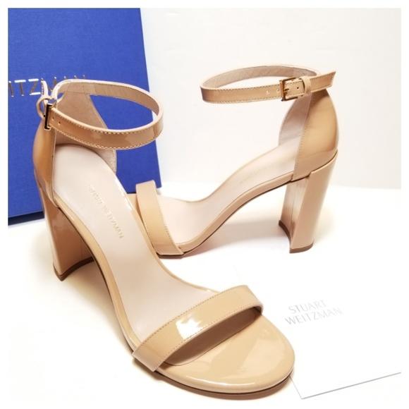 5e713d868 Stuart Weitzman Shoes   Walkway Adoani Leather Sandal   Poshmark